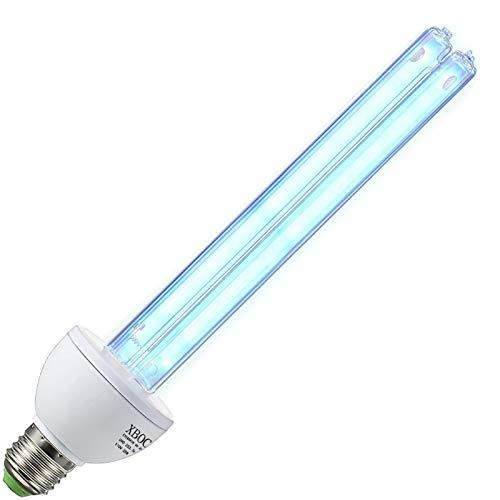 Lamp Compact Light Bulb E26 Base 110V 25W Bulb (Ozone Free)