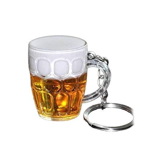 Eurrowebb - Portachiavi a forma di boccale di birra