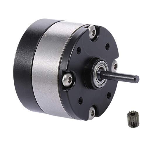GUONING-L RC Crawler 1/3 Planetenreduziergetriebe for 540 Motor RC Car Spielzeug Werkzeuge