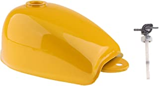 Flameer Yellow Gas Tank Storage Fuel Valve Shutoff Switch for Honda Z50 Mini Trail Z 50R Monkey Bike