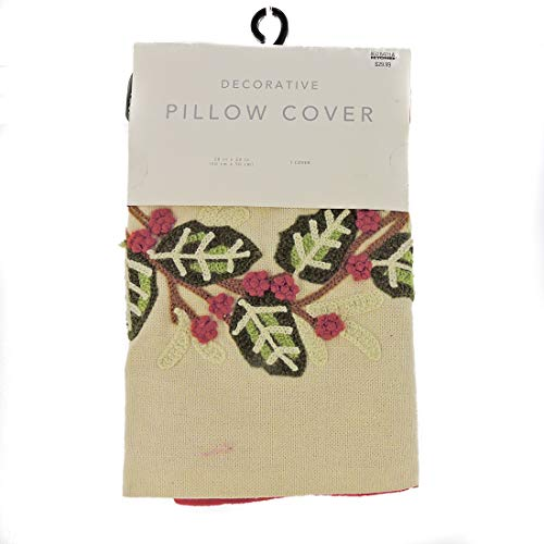Spencer N. Enterprises Make Your OWN Pillow Word Joy Throw Pillow Cover