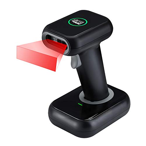 adesso scanners Adesso NuScan 2700R 2D Wireless Barcode Scanner with Charging Cradle