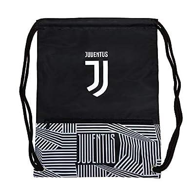 Icon Sports Fan Shop Liquified Drawstring Bag UEFA Champions League Soccer Juventus, Alternate, OSFM