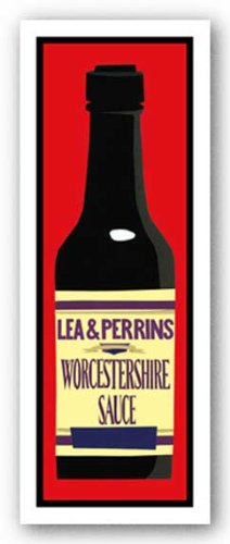 Worcestershire Sauce - Giclee by Clifford Faust 21