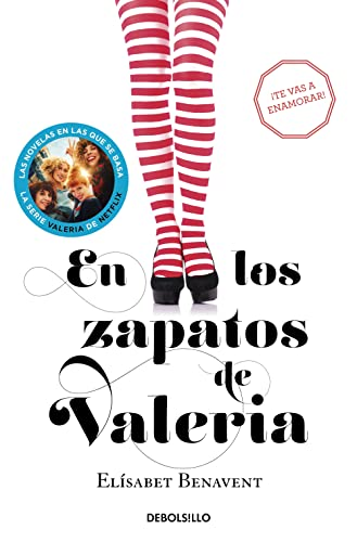 1. Saga Valeria - En los zapatos de Valeria - Elisabet Benavent