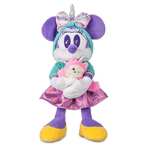 Disney Minnie Mouse Plush – Mystical Unicorn – Small – 15 1/2 Inches