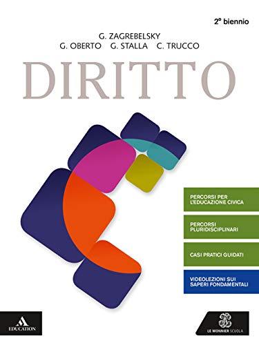 Diritto. Volume unico. Per gli Ist. tecnici e professionali. Con e-book. Con espansione online