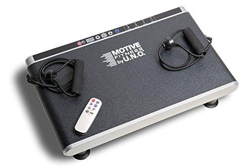MOTIVE FITNESS by U.N.O. Vibrationsplatte ELEGANCE
