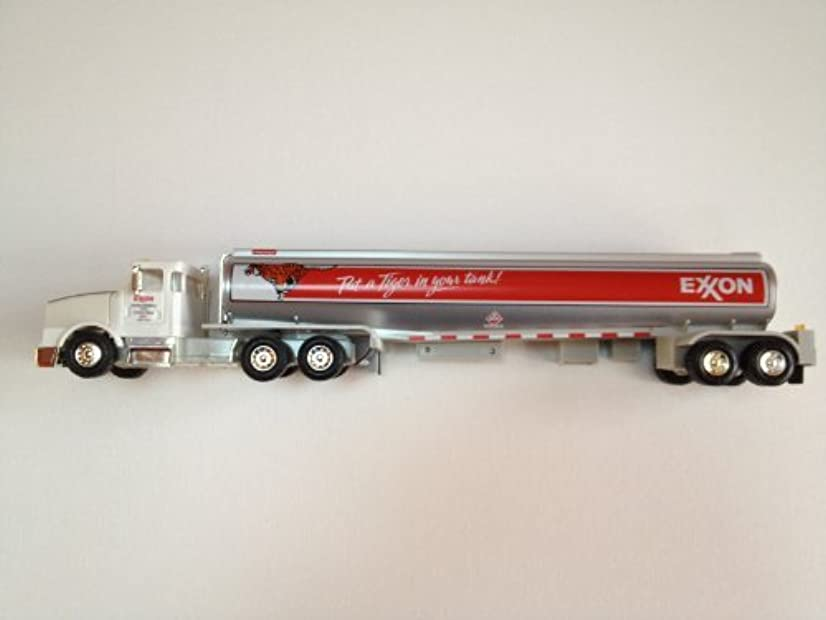 Exxon Toy Tanker Truck Collectors' Series,red