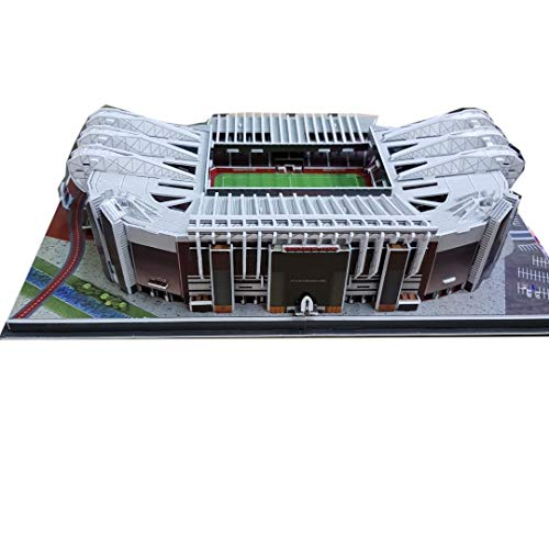 3D Puzzle Old Trafford Manchester United Stadium …