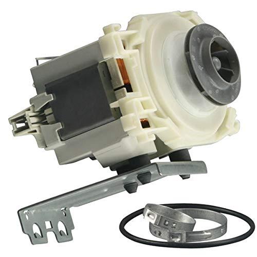 Motor de bomba de ciclo Lavavajillas 480140102397 Whirlpool