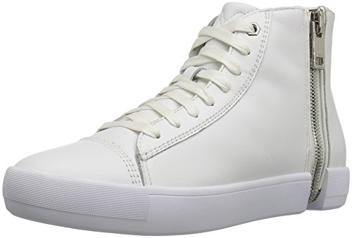 Diesel Damen Zip-Round S-Nentish W-SNE Y01381 Hohe Sneaker, Weiß (White), 40 EU