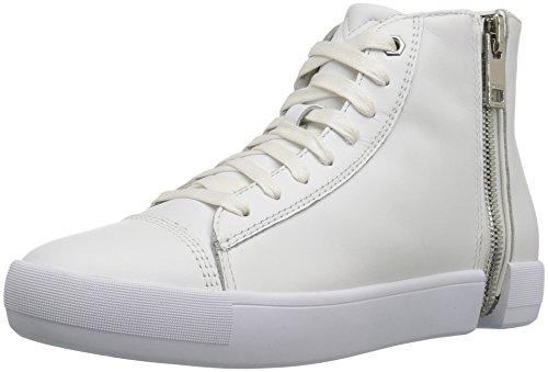 Diesel Damen Zip-Round S-Nentish W-SNE Y01381 Hohe Sneaker, Weiß (White), 38 EU