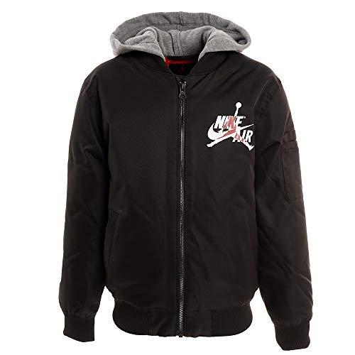 Nike JDB Air Bomber 956544-023 - Chaqueta para niño, color negro negra 13-15 años