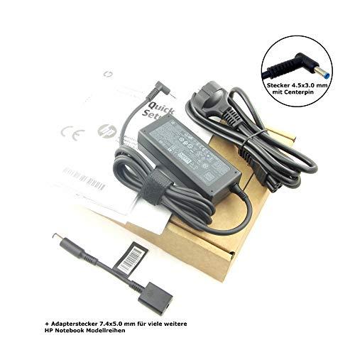 Laptop Netzteil für HP Elitebook Blauer TIPP Pavilion X360 Probook Envy 840 G3 840 G4 G5 850 G3 G4 725-G3 745-G3 820 753559-001 710412-001 Pavilion 14 15 Stream 741727-001 854117-850 Ladegeräte