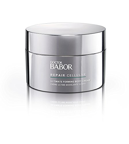 DOCTOR BABOR Ultimate Forming Body Cream, Pflegecreme zur Minderung von Dehnungsstreifen, zur Regeneration der Haut, vegan, 200ml