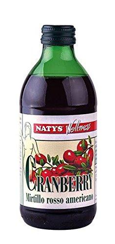 Succo Di Cranberry - Naty'S Wellness(Cartone Da 6 Bottiglie)