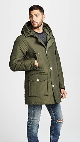 Woolrich giacca uomo Artic Parka DF verde scuro XL