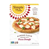 Receive 1 box of Simple Mills Cauliflower Pizza Dough mix. Powered by cauliflour, this pizza crust is better-for-you and really tasty. Great for a fun and nutritious dinner. Take a look at our nutritious baking mix ingredients. Nutrient dense, purpos...