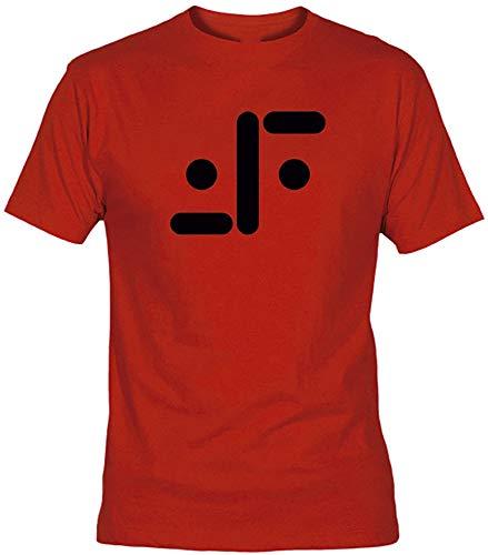Camisetas EGB Camiseta V Los Visitantes Adulto/niño ochenteras 80´s Retro