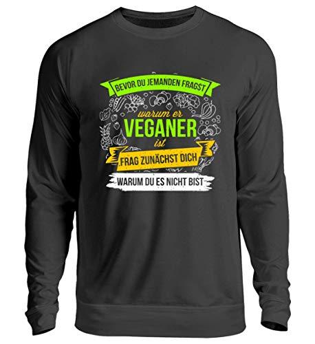 Chorchester ideaal voor veganisten en veganisters - Unisex trui