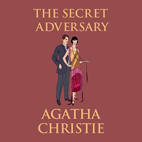 The Secret Adversary audiobook cover art