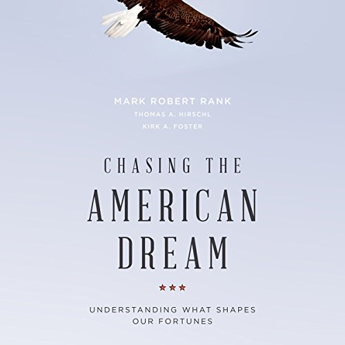 Chasing the American Dream audiobook cover art