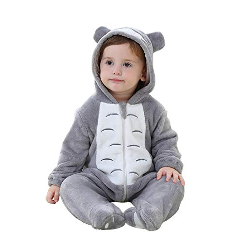 Animal Onesie - Mono de bebé unisex de 0 a 6 meses de fiesta