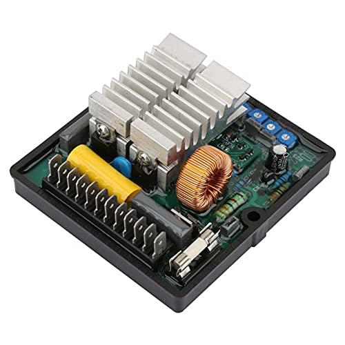 Regulador De Voltaje Automático, 50-270AC 50 / 60HZ SR7-2G Generador Regulador De Voltaje Automático Para Todos Los Alternadores M.A Para Generador Sin Escobillas, Reemplazo Genérico Exacto