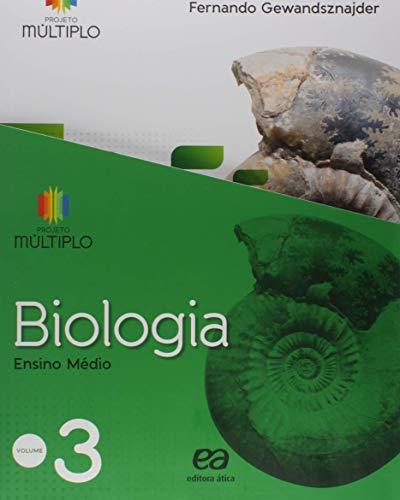 Projeto Multiplo - Biologia -Volume 3