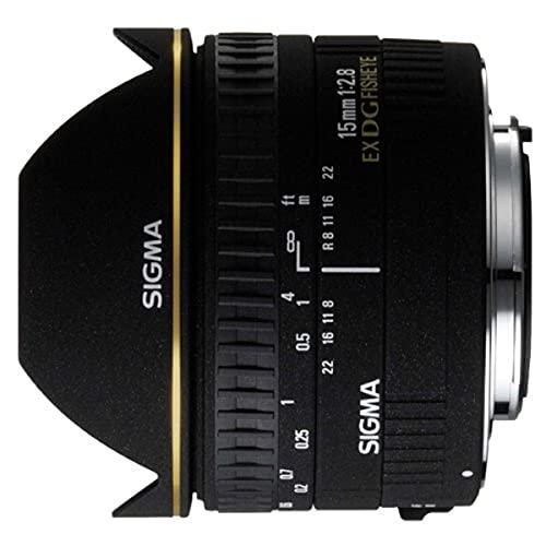 Sigma 15 mm/F 2,8 EX/FISHEYE -