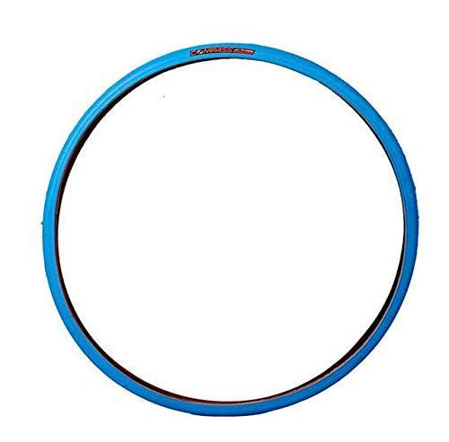 LXRZLS Neumático de la Bicicleta 700C 700 * 23C neumáticos de Bicicletas Neumáticos Ultraligero 480g Bici del Camino antipuñaladas vitalidad Multicolor (Color : Blue)