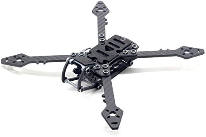 KINGDUO Hskrc Freestyle 250 248Mm Kohlefaser True x Rc Drohne FPV Racing Frame Kit 118G