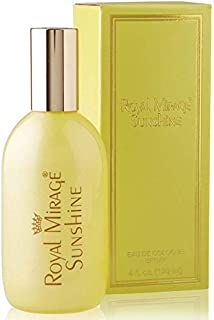 Royal Mirage sunshine EDC for men