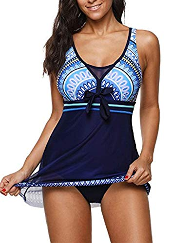 American Trends Bathing Suits Tummy Control
