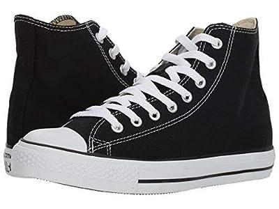 Converse Chuck Taylor All Star Core Hi (6 B(M) US / 8 B(M) US / 39 EUR, Black/White)