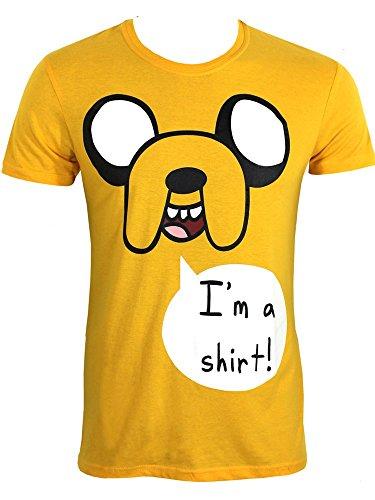 Adventure Time T-Shirt I\'m a Shirt Größe L