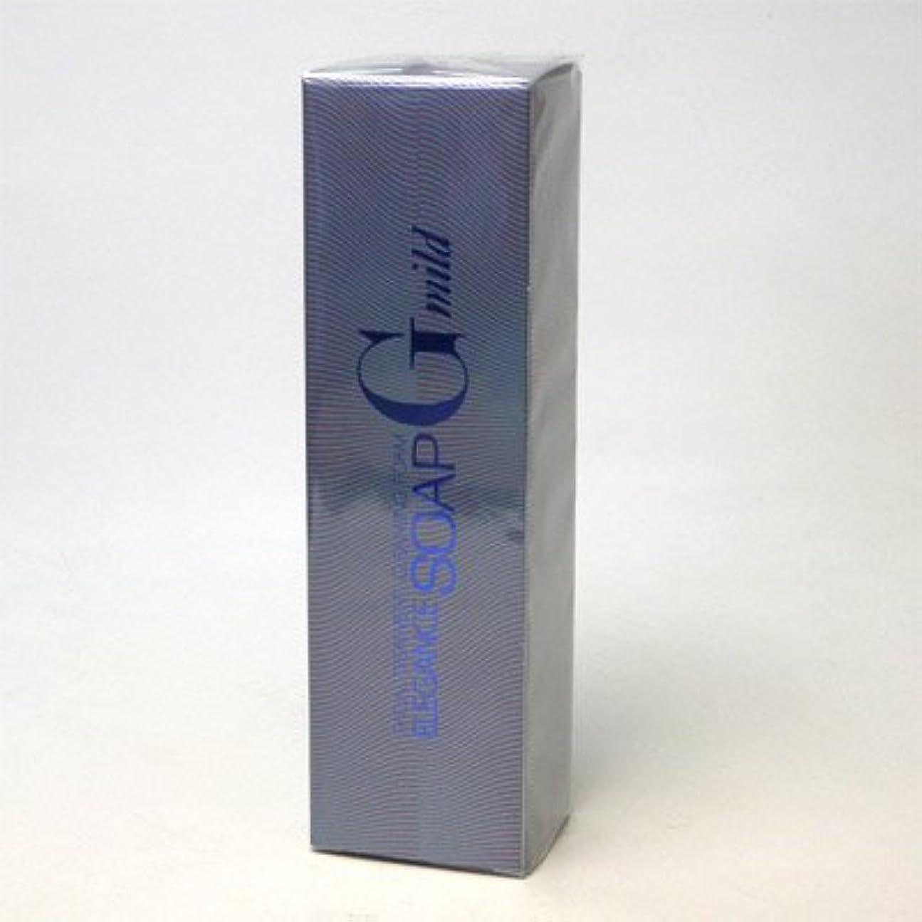 掻く代表するすり減るジュポン化粧品 エレガンスソープ Gマイルド 120g