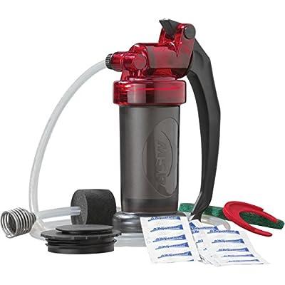 MSR MiniWorks EX Microfilter Water Purifier System
