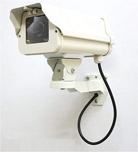 tu-han.net 『アルミボディダミー防犯カメラ SA-50842』