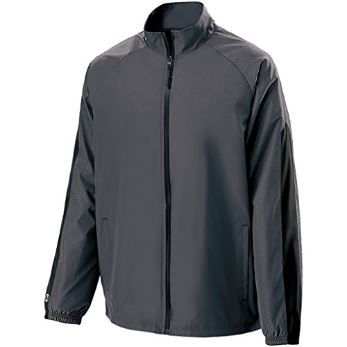 of boys bowling jackets Holloway Youth Bionic Jacket