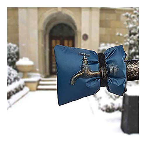 YMYP08 Outdoor Kraan Cover, Tuin Kraan Sokken Voor Winter, 22 * 18cm/8.6 * 7in, Waterdichte Geïsoleerde Freeze Cover, Herbruikbare Kraan Sokken (10 Pack)