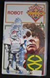 Doctor Who: Robot [VHS]