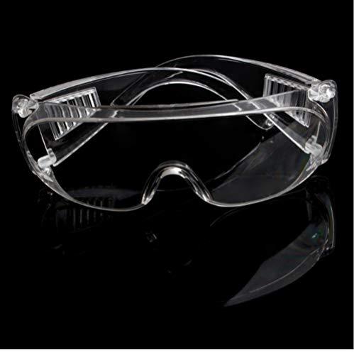 rrff Hcqqy-Clear geventileerde veiligheidsbril oogbescherming beschermend laboratorium anti-mistbril