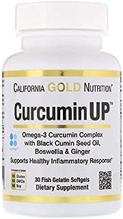 Curcumin UP, Inflammation Formula, 30 Fish Gelatin Softgels