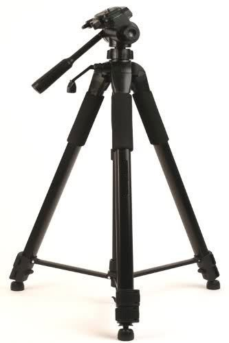 PLR 72' Photo / Video ProPod Tripod Includes Deluxe Tripod Carrying Case + Additional Quick Release Plate For The Sony Alpha NEX-C3, NEX-7, NEX-6, NEX-5T, NEX-5N, NEX-5R, NEX-5, NEX-3, NEX-3N, NEX-F3, ALPHA A3000, A5000, A5100, A6000, 7 II, 7S, a7, a7R Digital SLR Cameras