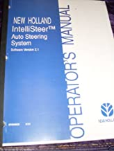 New Holland IntelliSteer Auto Steering OEM OEM Owners Manual