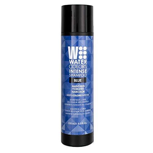 Watercolors Intense Color Shampoo 8.5 oz (Blue)