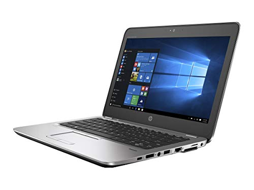 Hewlett Packard T9X50EA#ABD Laptop (Intel Core i7-6500U, 8GB RAM, Intel HD Graphics 520, Win 7 Professional) Silber