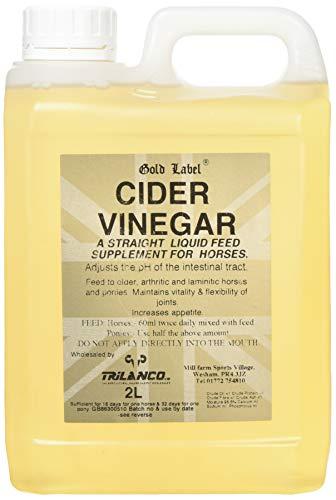 Gold Label Vinaigre de cidre de pomme, 5 l
